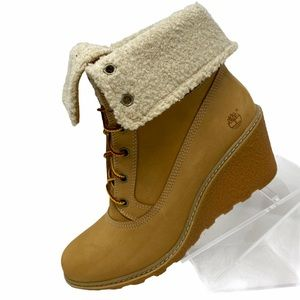 Timberland Earthkeepers Amston Roll Top Boots 9